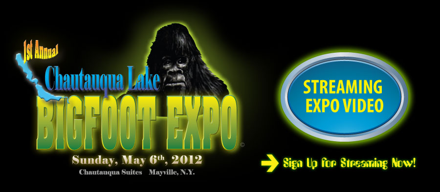 Chautauqa Lake Bigfoot Expo Jamestown New York Chautauqua County